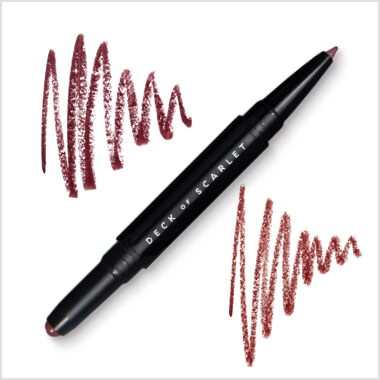 Duo Lip Liner and Lip Crayon